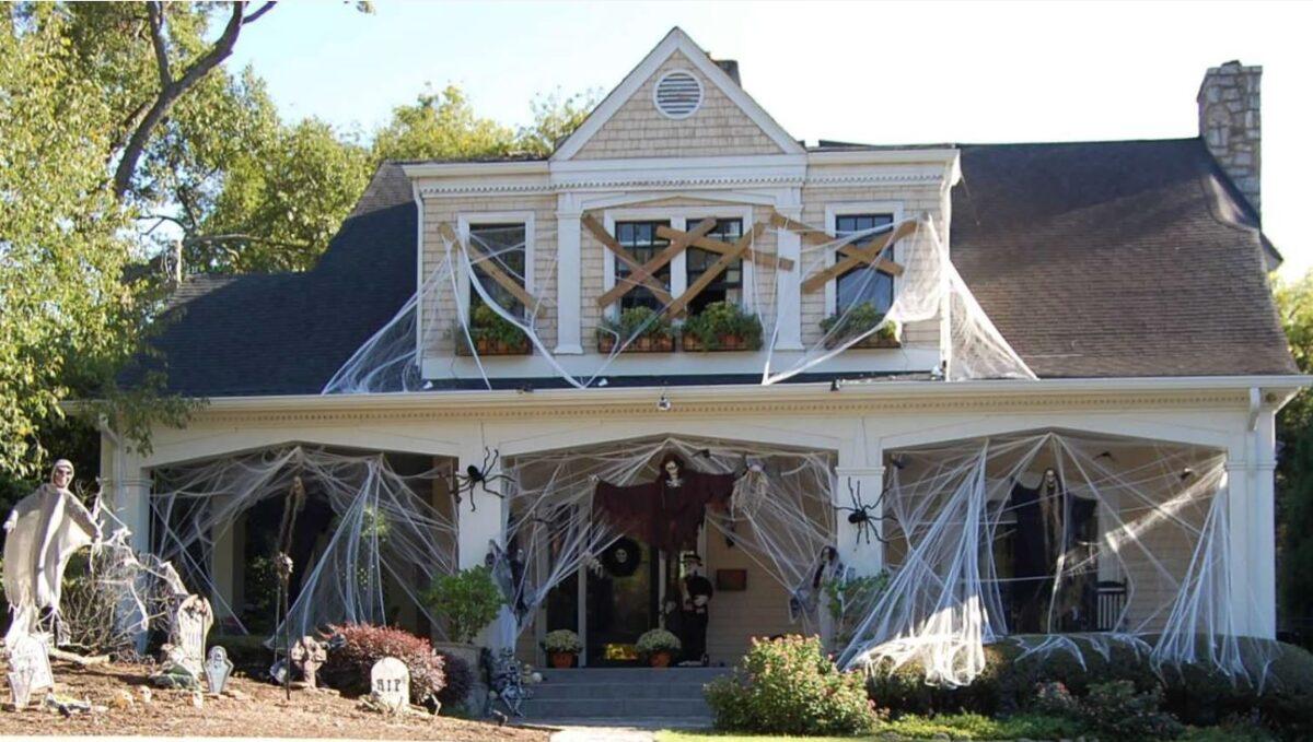 Abbellire casa per Halloween: idee e foto