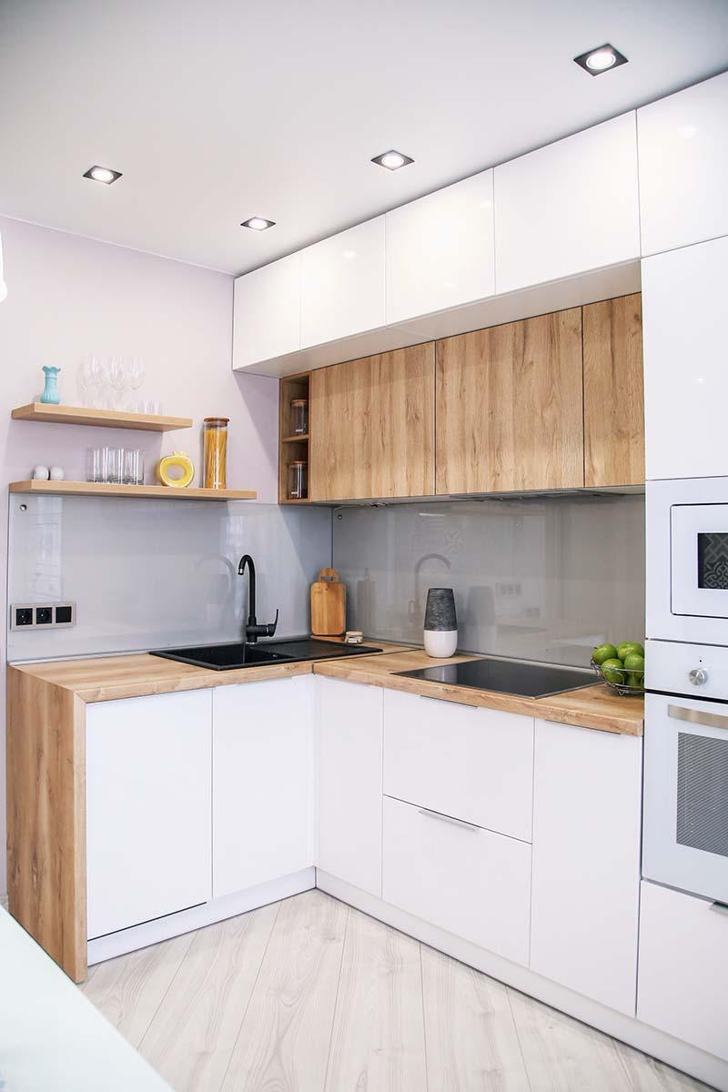 Perché scegliere la cucina a L