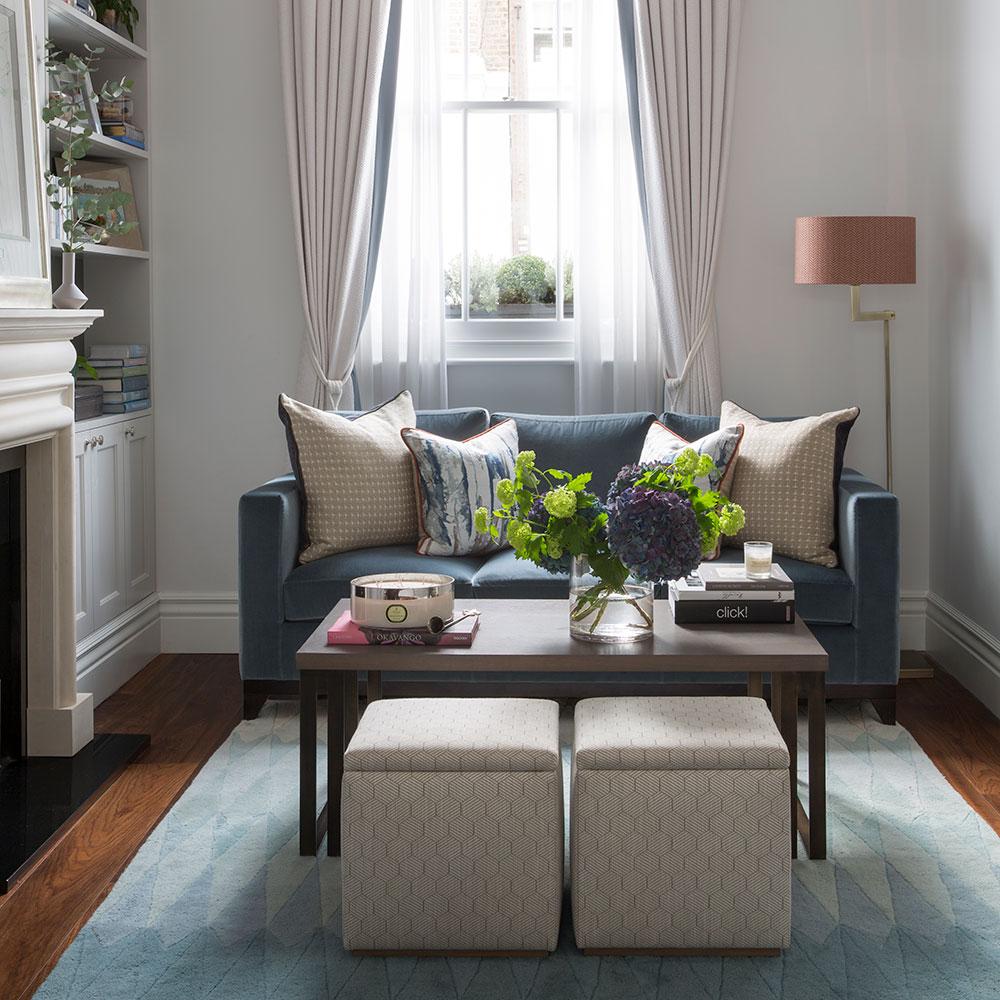 Arredare un soggiorno piccolo: 10 errori da non fare