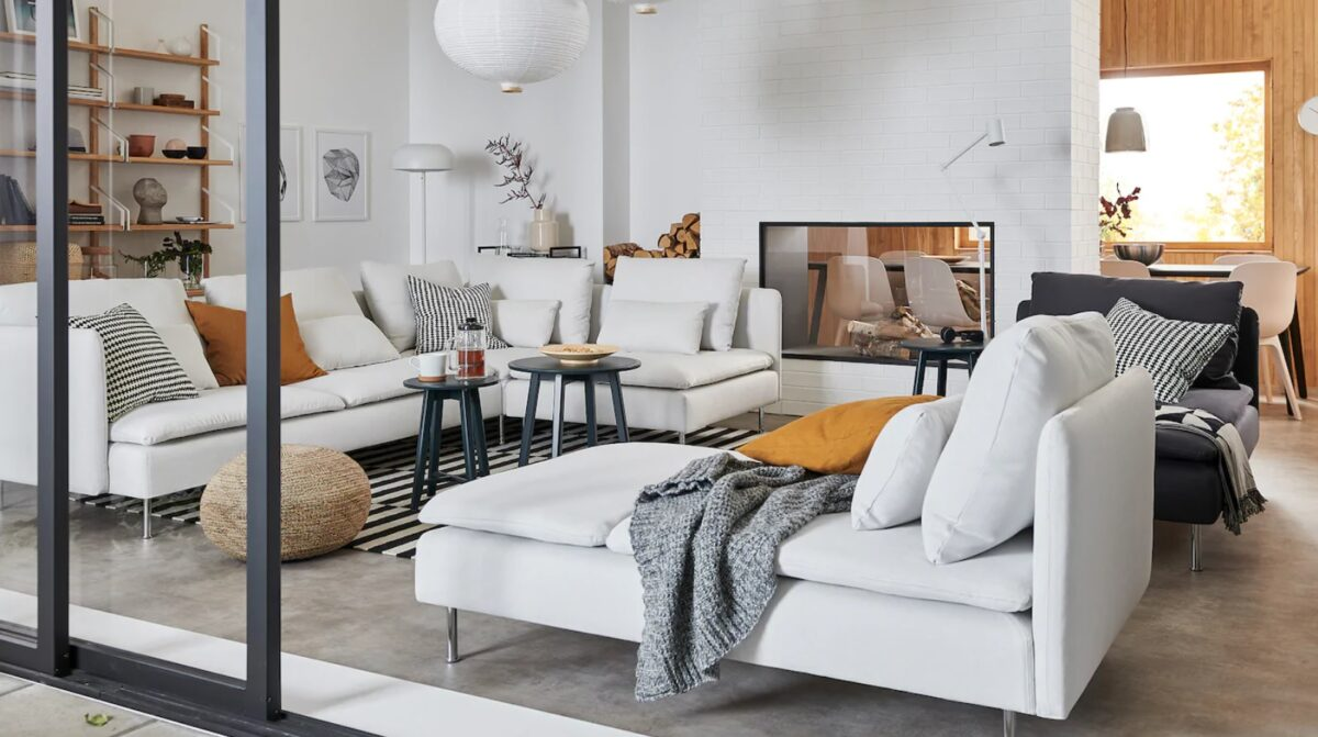 Soggiorno IKEA: 10 mobili da avere assolutamente