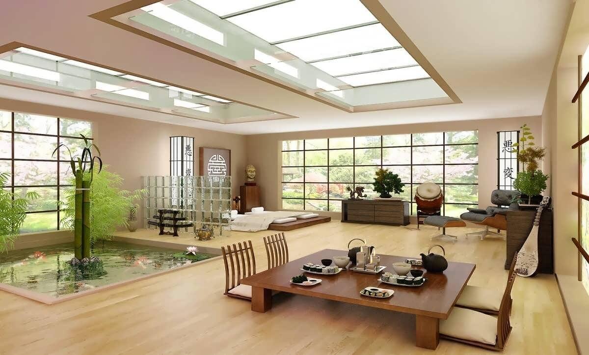 Giappone: come arredare casa in moderno stile orientale