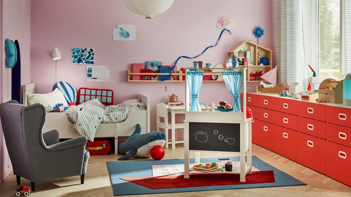 Catalogo cameretta IKEA 2021: nuovo soft design