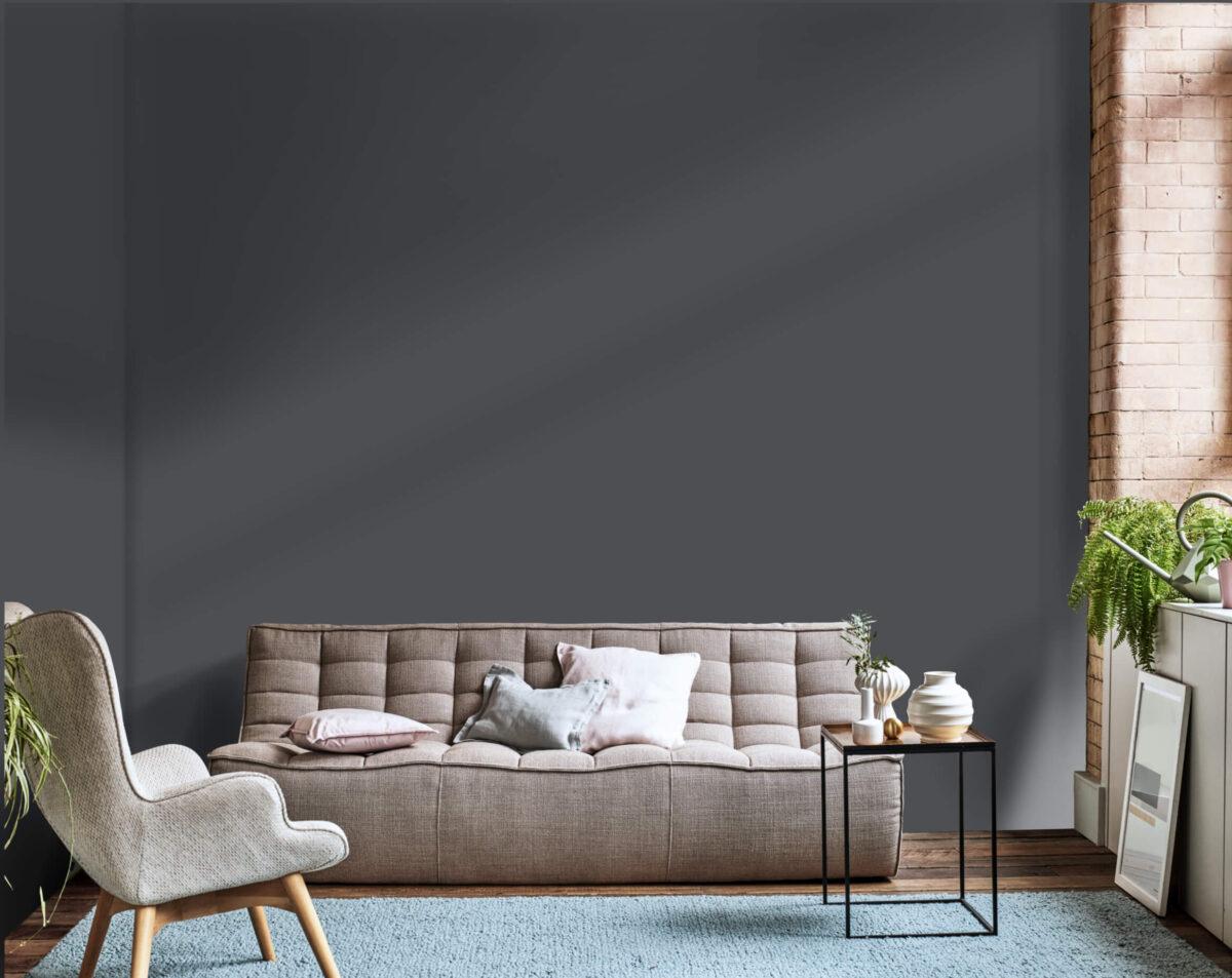 Color antracite: tinta pareti neutra tra eleganza e lusso