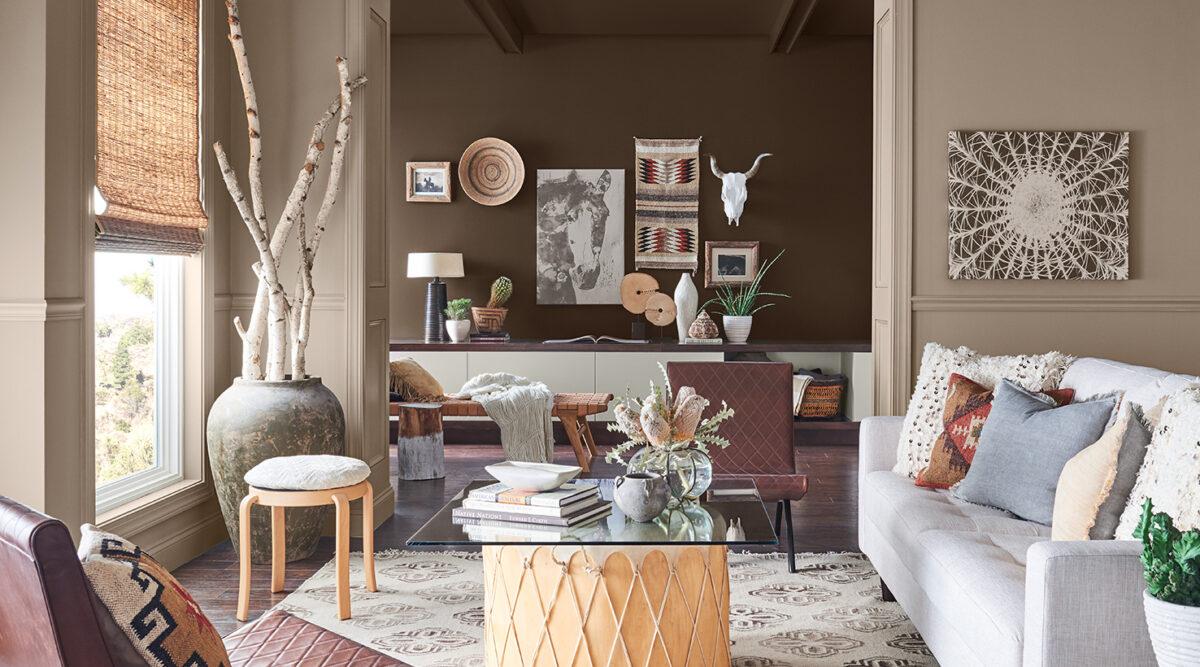 Errori da non fare nel dipingere le pareti soggiorno