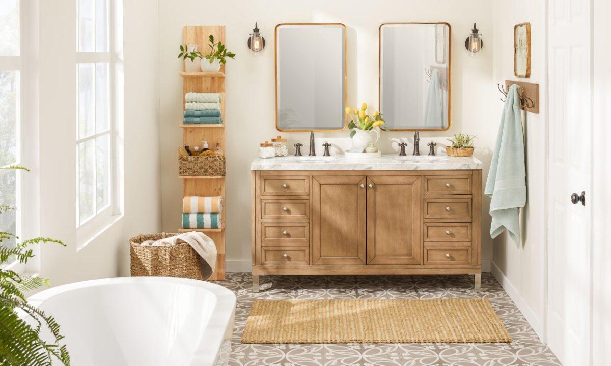 Arredare il bagno: 10 idee di stile