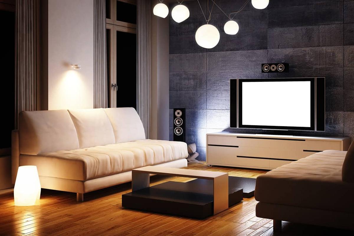 Come illuminare il soggiorno piccolo