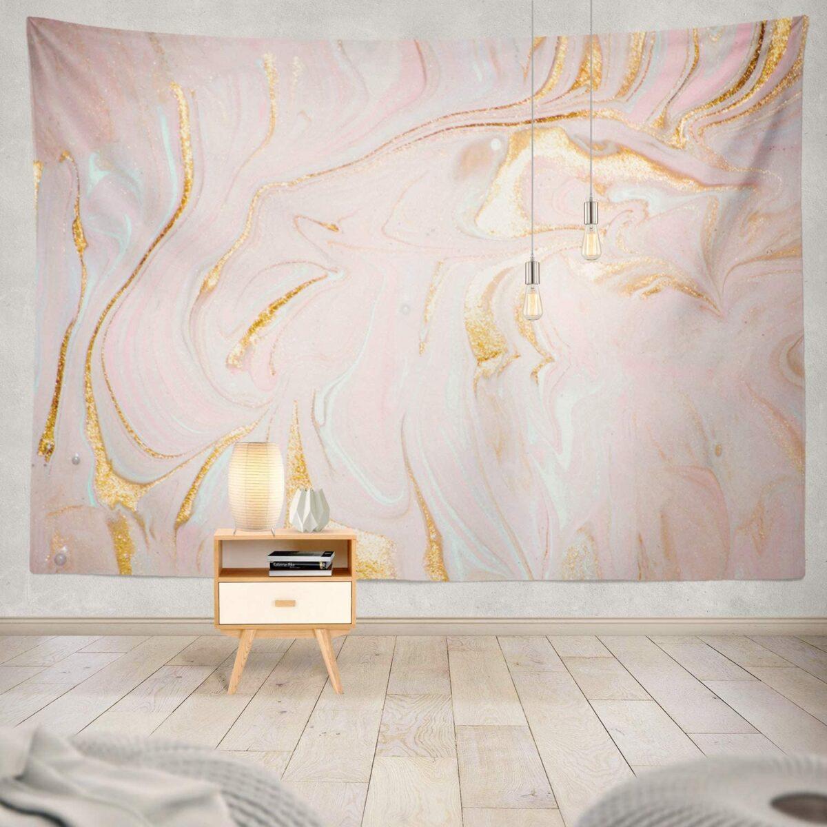 pareti-oro-abbinamenti-rosa