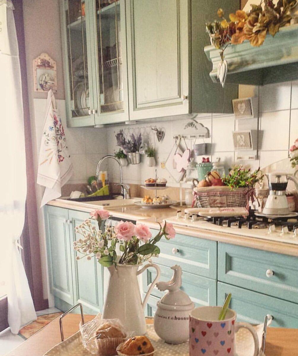 stile-shabby-chic-cucina-9