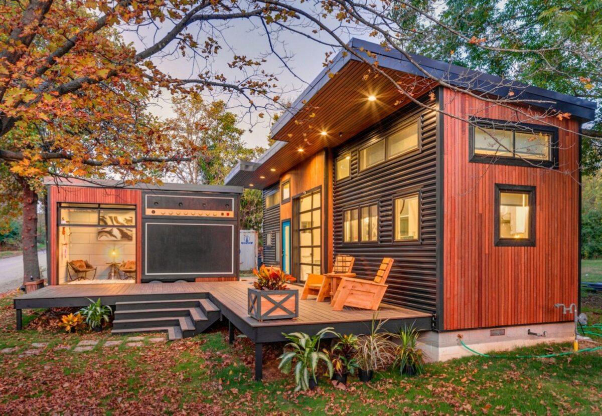 Tiny House: il fenomeno delle mini case