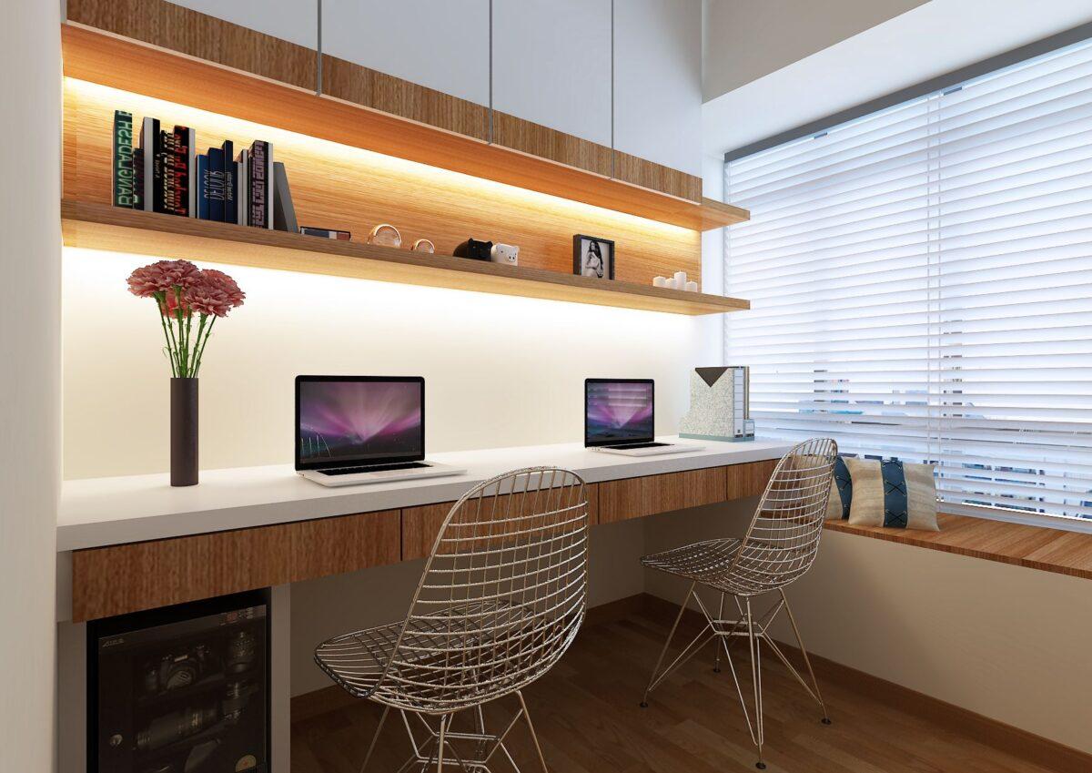 5 consigli per illuminare l'angolo studio-ufficio