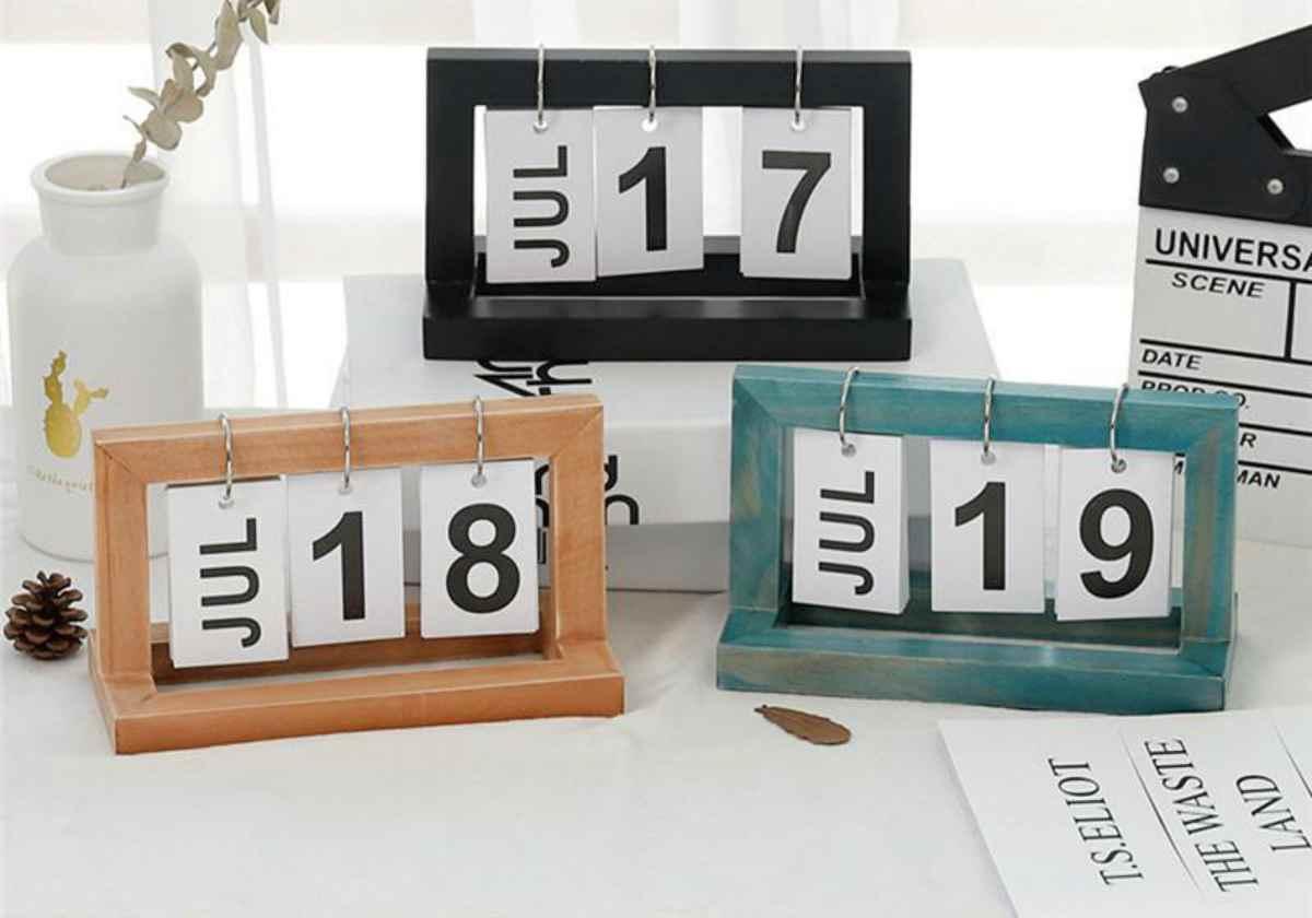 Creare un calendario fai da te 1