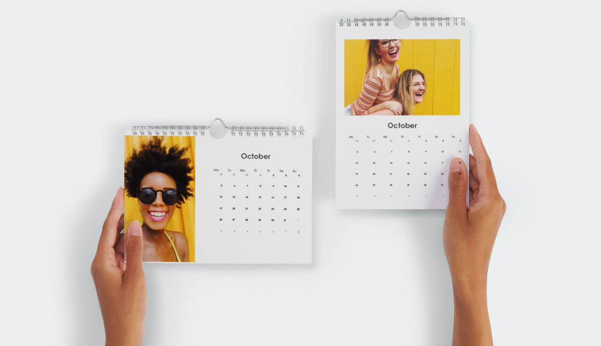 Creare un calendario fai da te 3