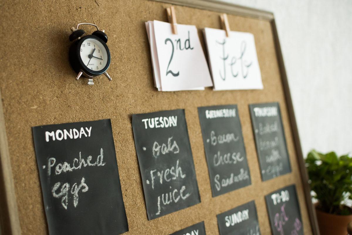 Creare un calendario fai da te