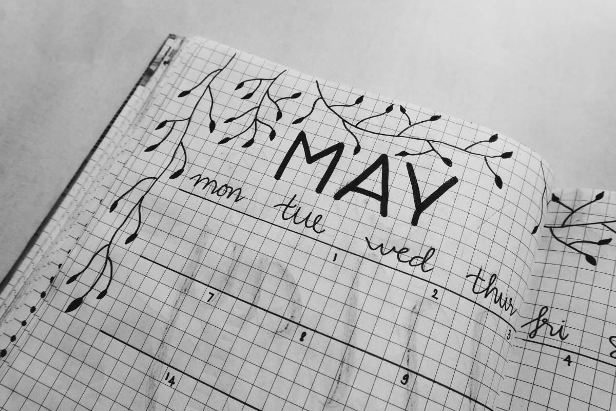 Creare un calendario fai da te 5