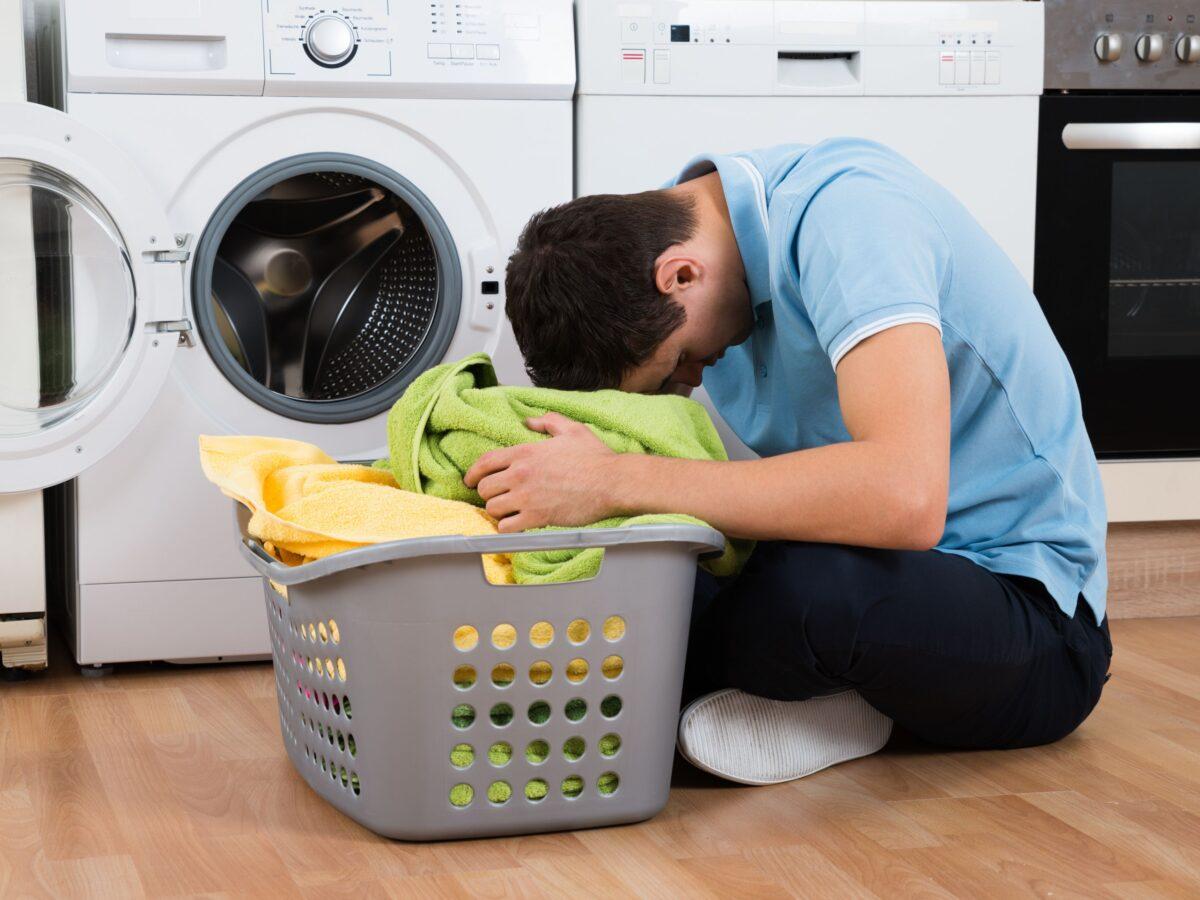 Cosa non fare prima di usare la lavatrice
