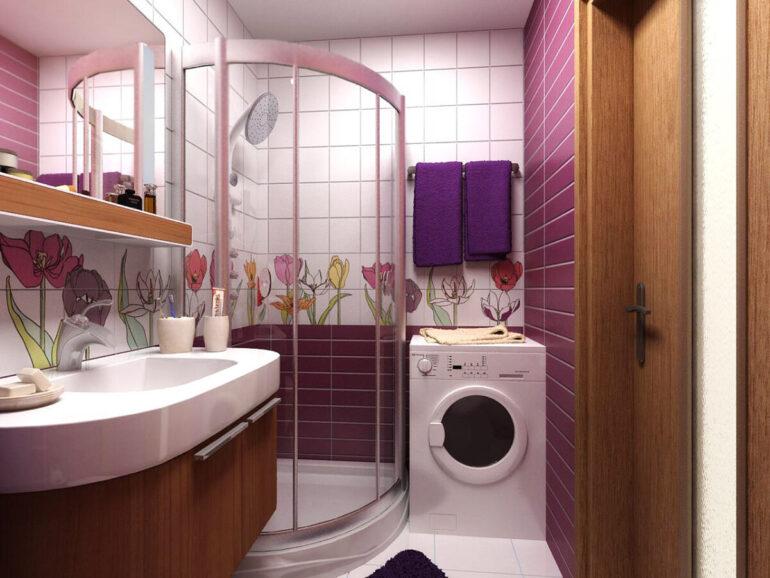 come-arredare-bagno-rettangolare-doccia-lavatrice-03