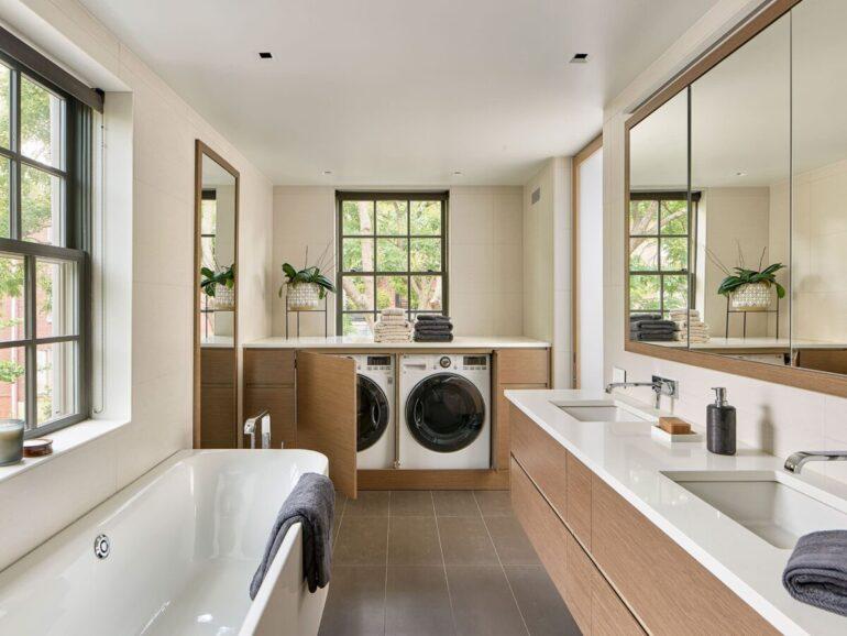 come-arredare-bagno-rettangolare-doccia-lavatrice-06