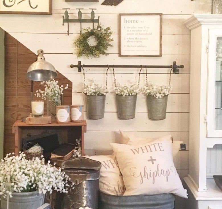 country-piante fior
