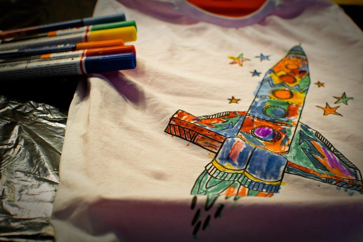 Paint, Textile