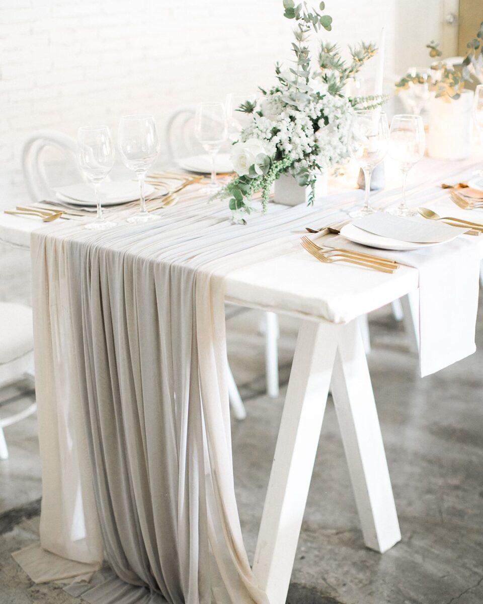 tavola scandinav elegante tessuti