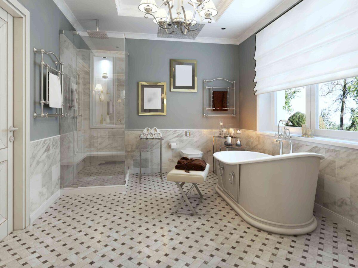 10 idee e foto di bagno in stile provenzale