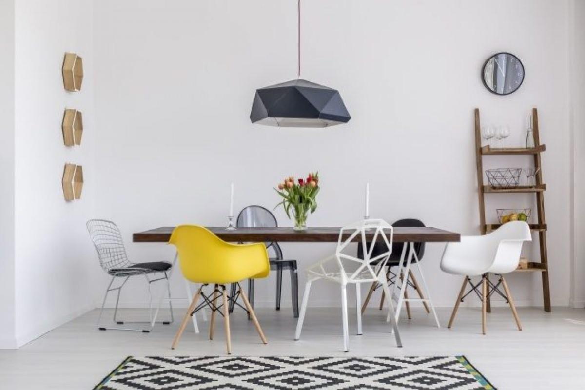 10 idee e foto di sedie per la cucina 6