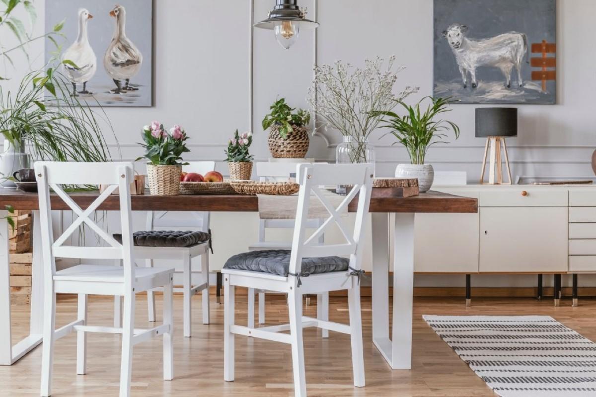 10 idee e foto di sedie per la cucina 7