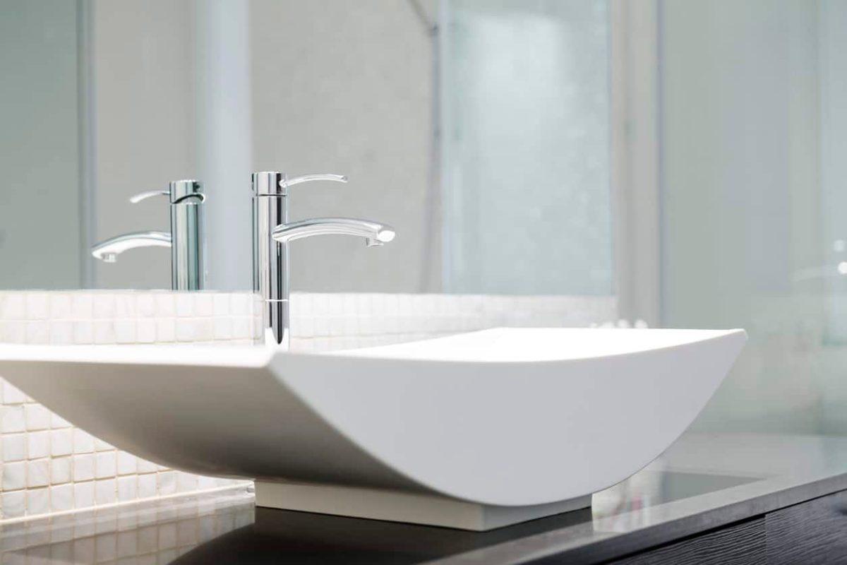 10 idee e foto di rubinetti di design per il bagno