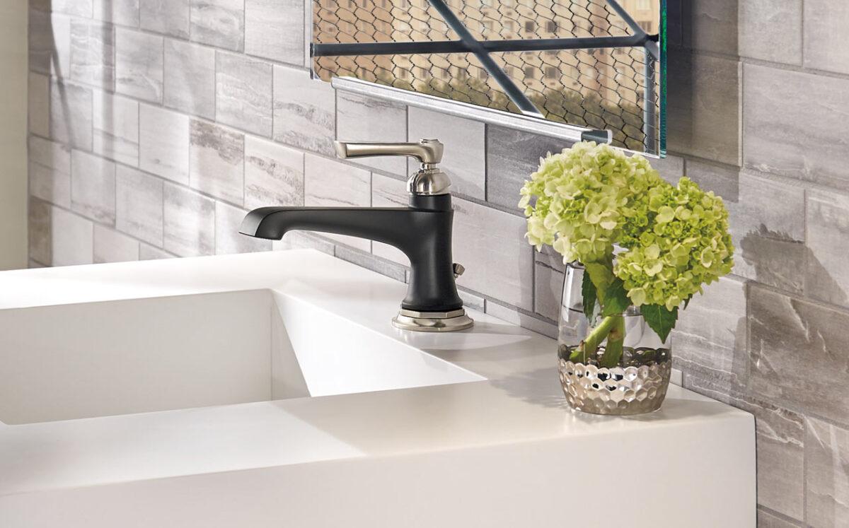 rubinetto design vintage