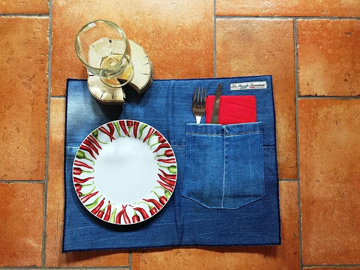 10 foto e idee per riciclare i jeans 5