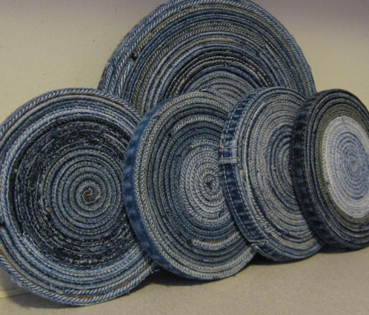 10 foto e idee per riciclare i jeans 9