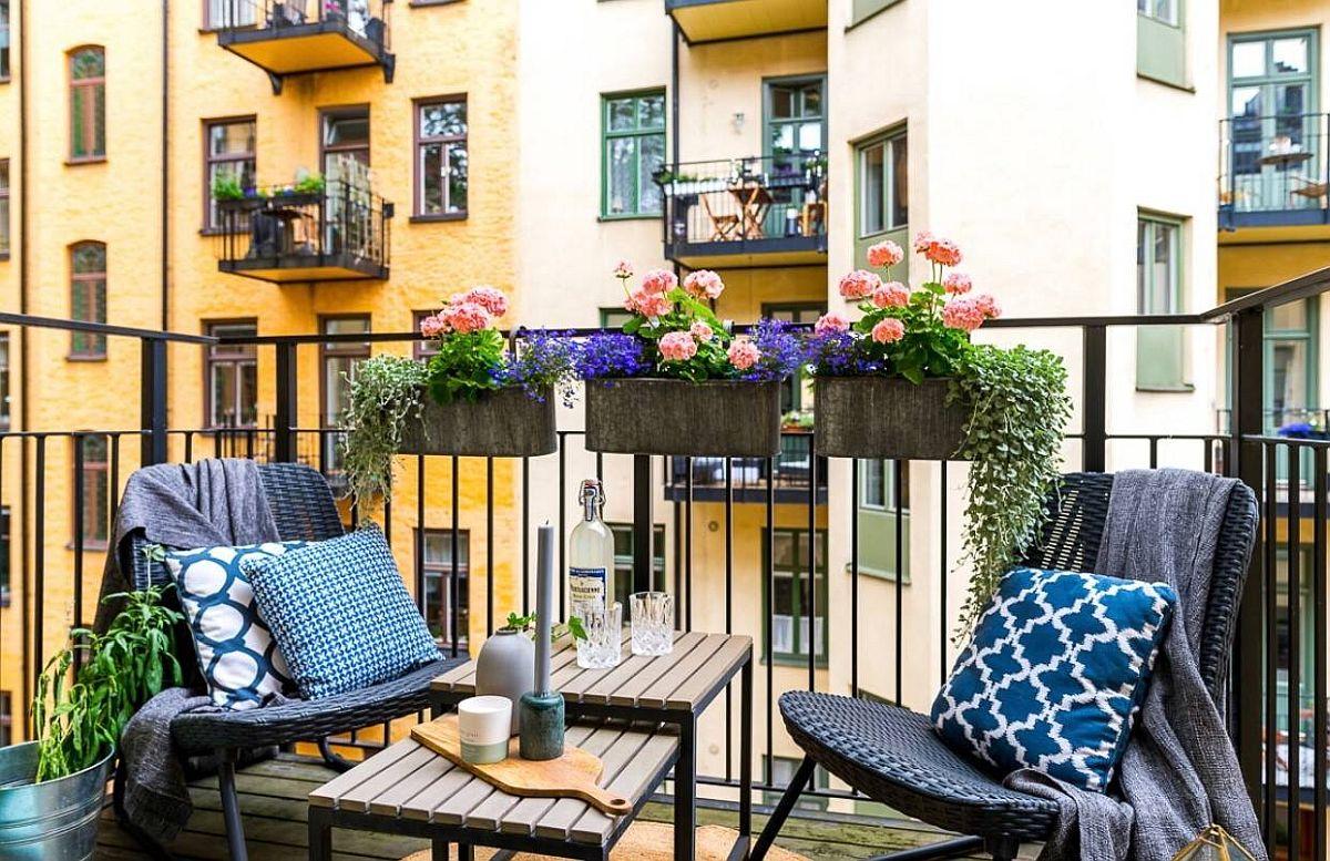 10 idee e foto per abbellire il balcone in estate