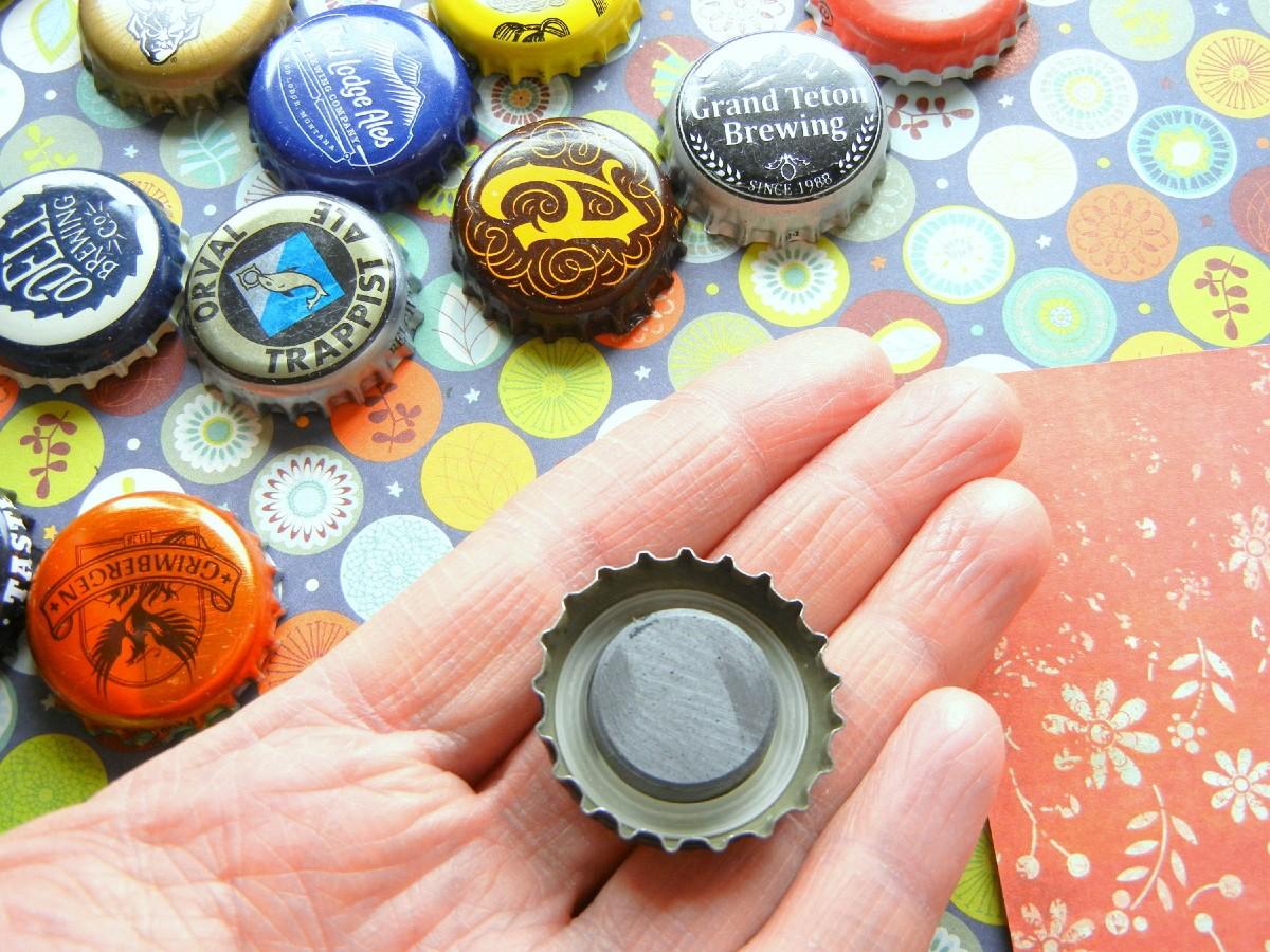 10 idee e foto per riciclare i tappi di plastica 3