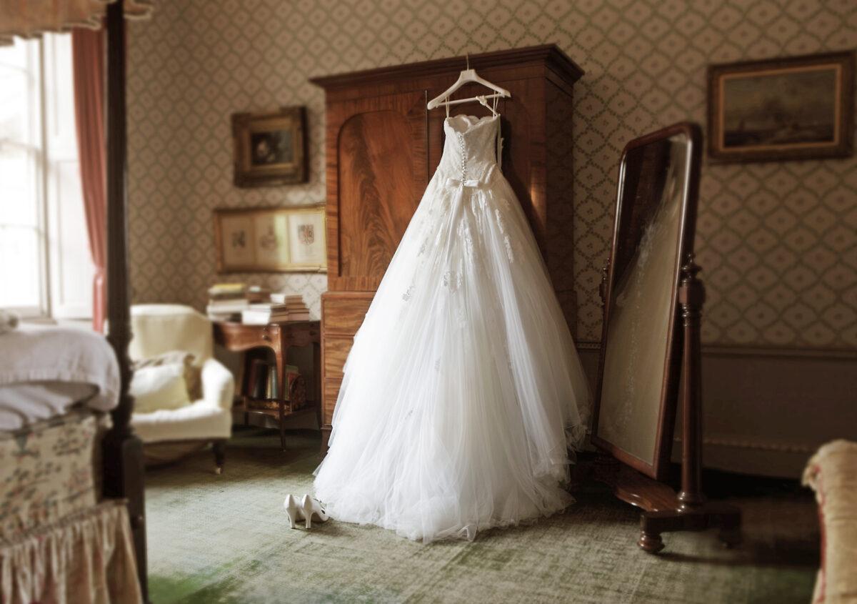 10 idee e foto per riciclare l'abito da sposa