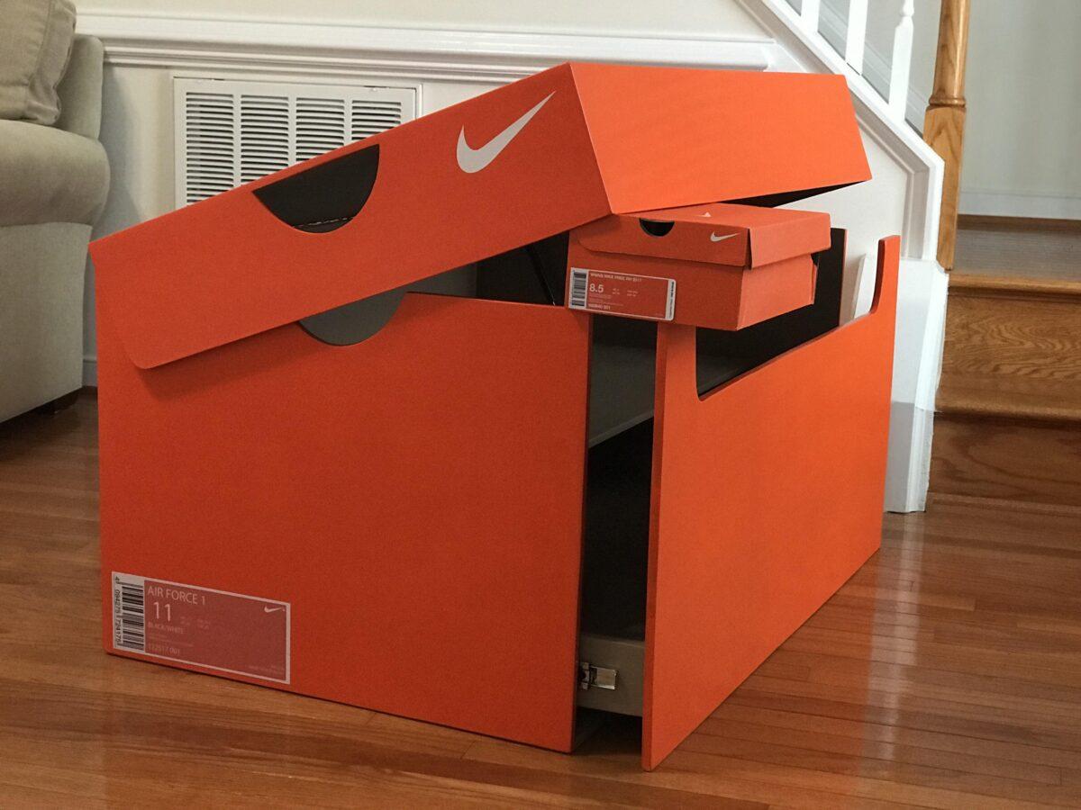 10 idee e foto per riciclare le scatole di scarpe