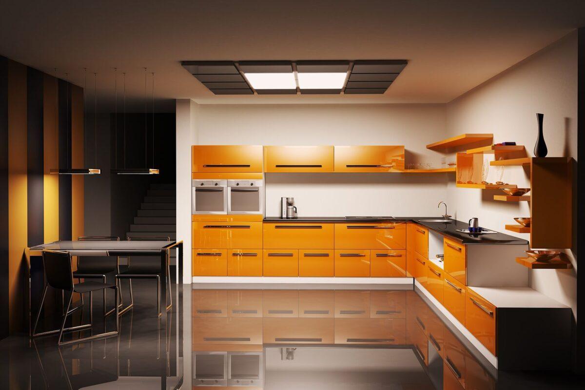 abbinamenti-migliori-per-l'arancione-in-cucina-10-idee-e-foto-01