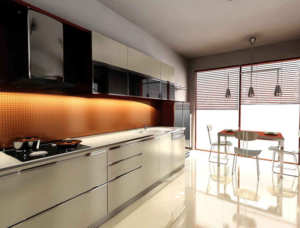 abbinamenti-migliori-per-l'arancione-in-cucina-10-idee-e-foto-03