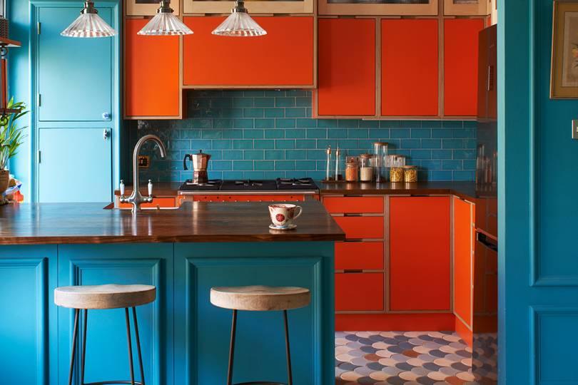 abbinamenti-migliori-per-l'arancione-in-cucina-10-idee-e-foto-09