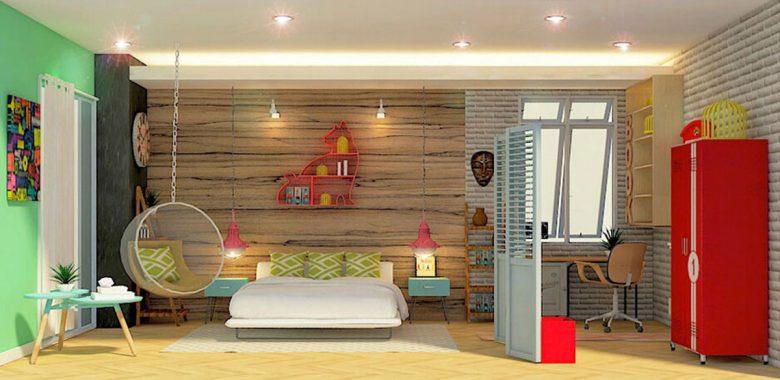 camera-da-letto-stile-anni-80-02