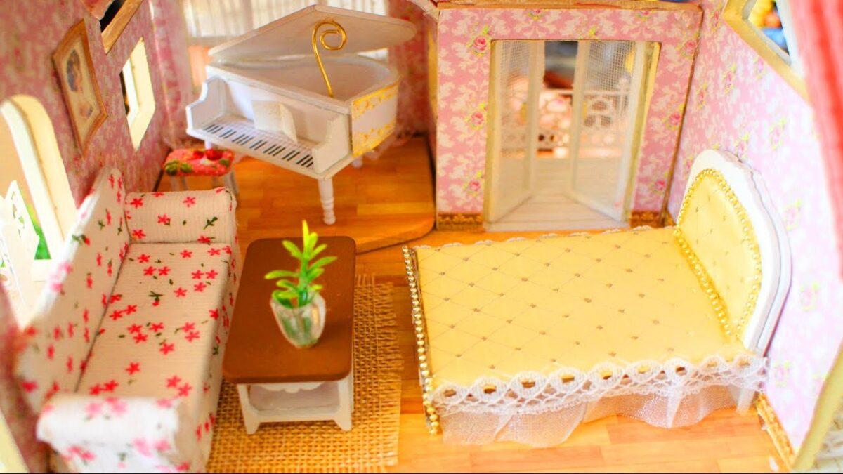 casa per bambole mobili