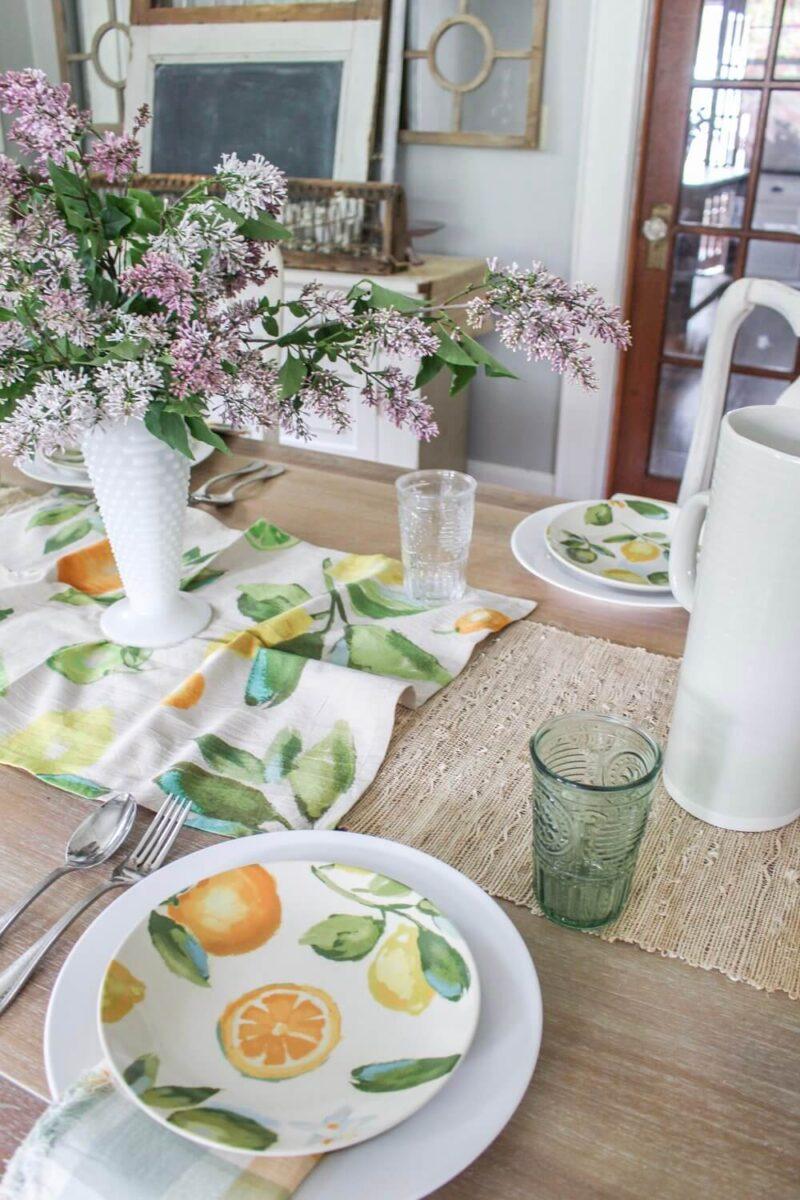 cena terrazza verde