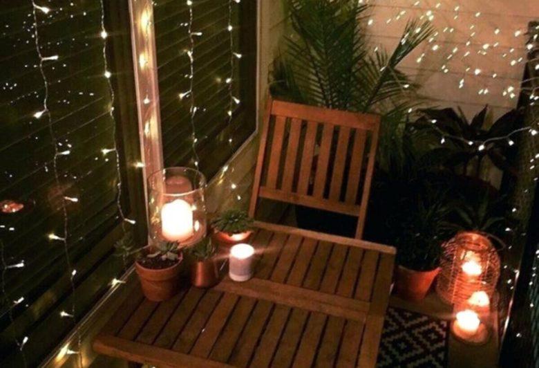 10 idee e foto di lampade per balcone
