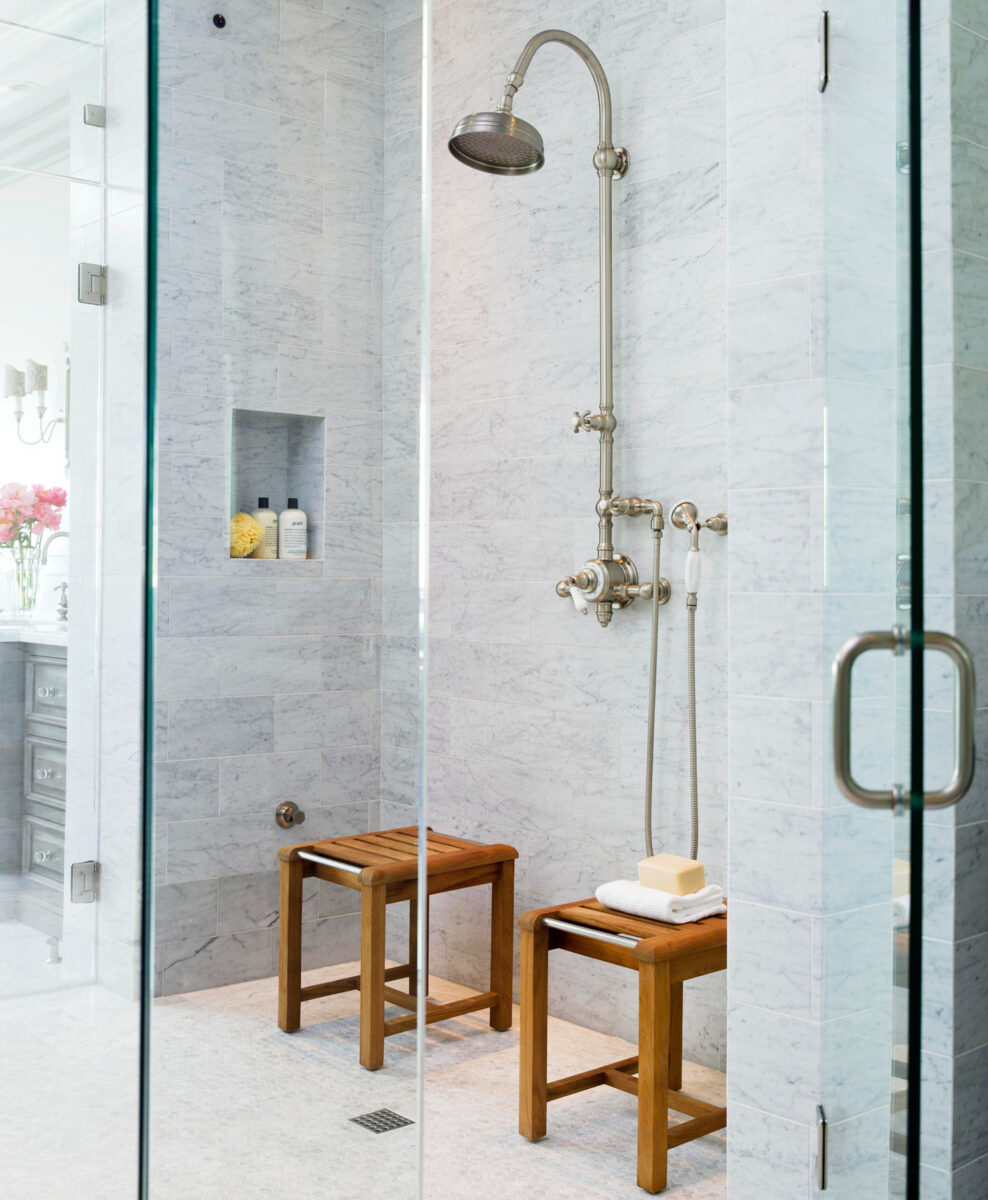 sgabelli di design per il bagno
