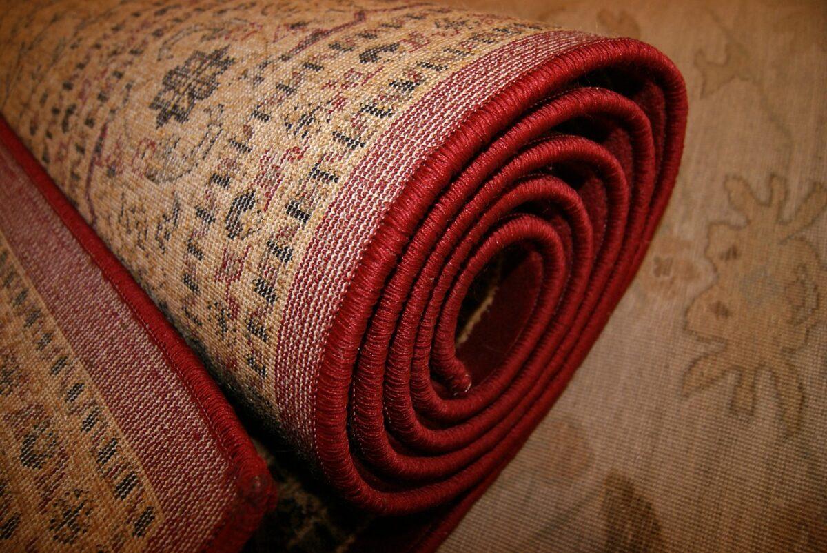 10 foto e idee per riciclare un vecchio tappeto