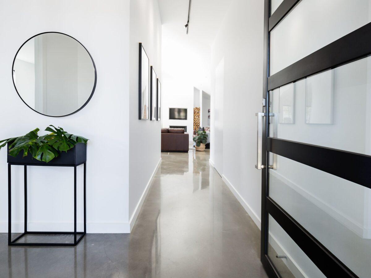 Specchio all'ingresso: 10 idee e foto