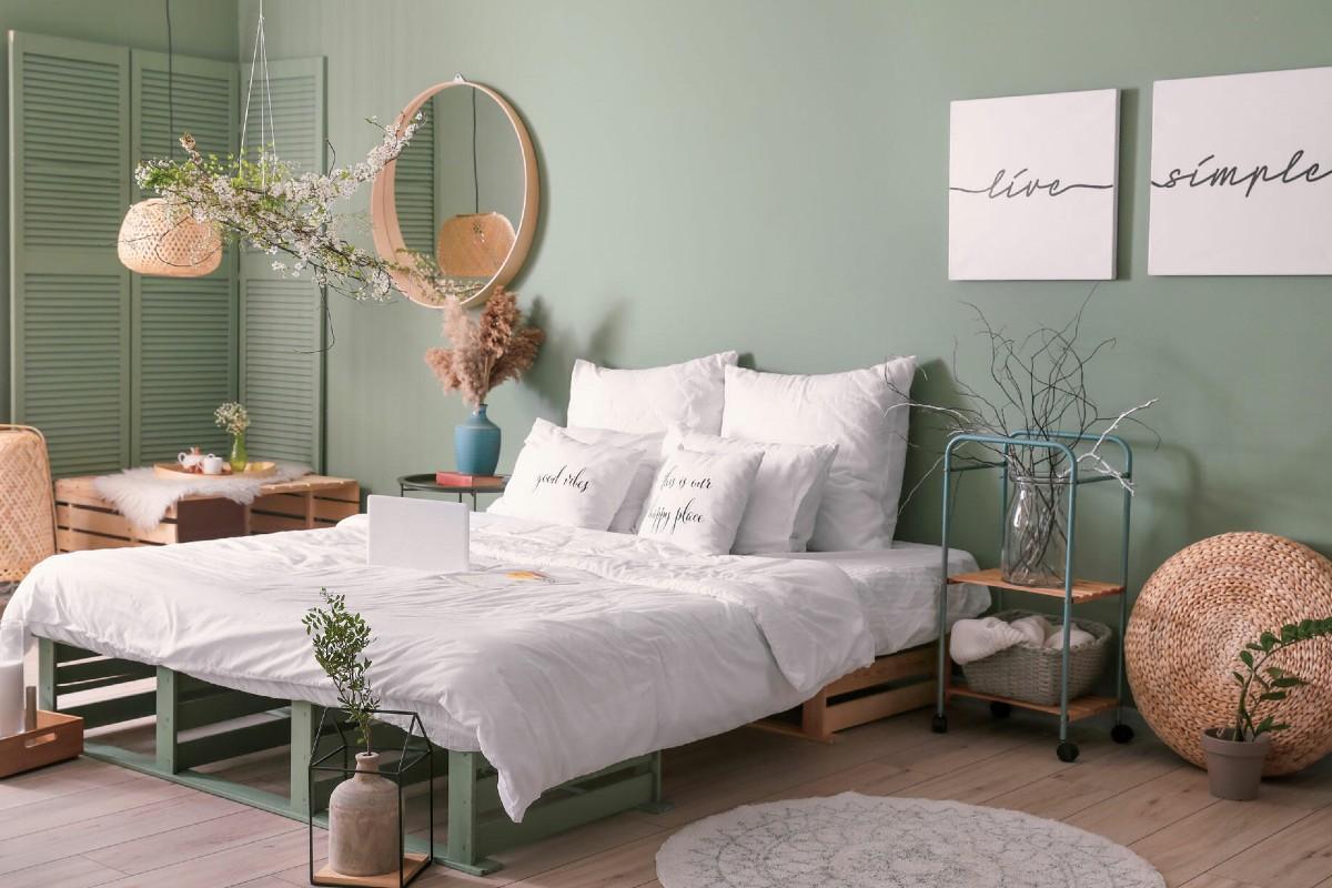10 decorazioni low cost per la camera da letto idee e foto 5