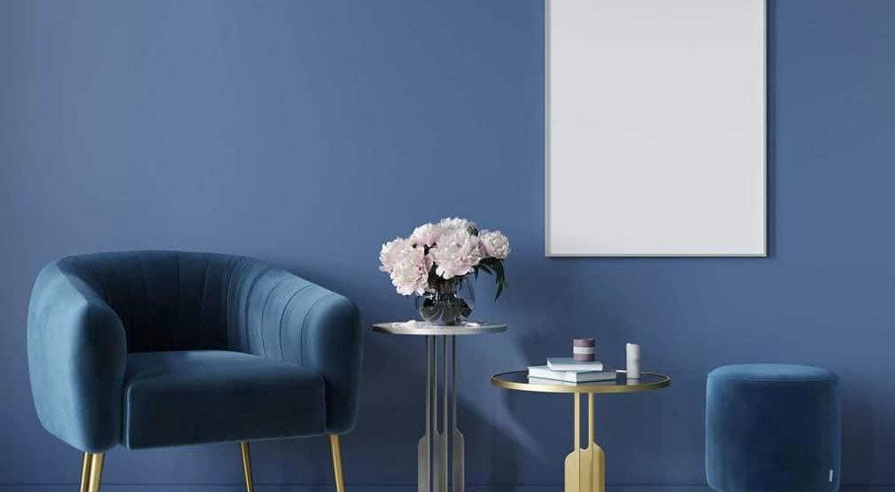 10 tonalità di azzurro per le pareti di casa: idee e foto
