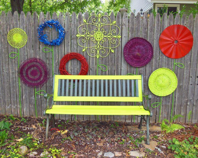 abbellire-la-panca-del-giardino-10-idee-e-foto-03