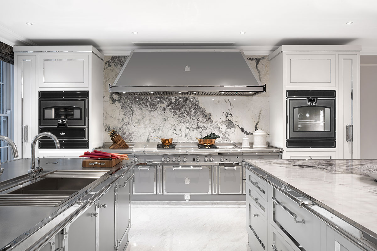 cucina-grigio-argento