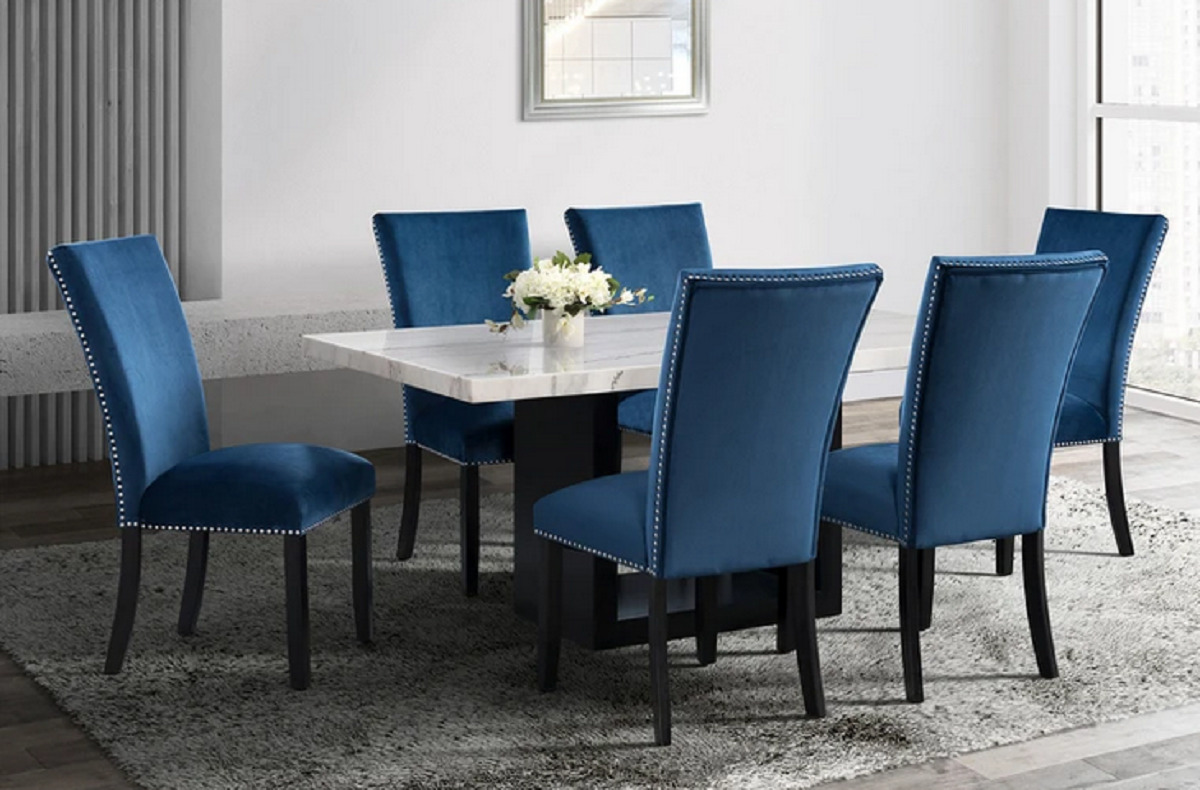 sedie-color-blu-per-la-cucina-eleganti-foto